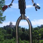 Creative recycling with the Bike-Art – Photo & Video